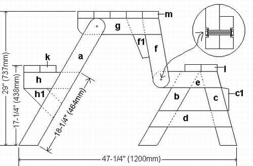 start05_thumb Стол скамейка своими руками. 800 фото, чертежи, пошаговые инструкции