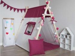 f6e095e44349bba4e0775cb7dacd0d59_M Детская палатка своими руками 500 фото, пошаговые инструкции